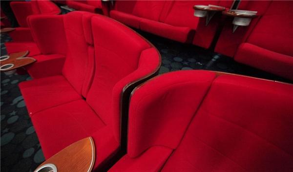 Vị trí ghế VIPlà vị trí mà tầm mắt của khán giả ngang với màn hình. (Ảnh: Internet)