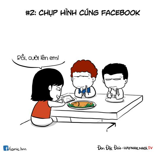 """""""Thánh sống ảo"""",kết thân cùng facebook mọi lúc mọi nơi"""