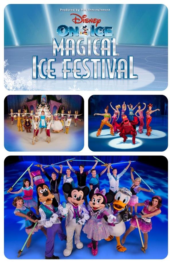 Disney on Ice presents Magical Ice Festival – Xứ sở băng tuyết diệu kì, nơi bạn có thể gặp gỡ những nhân vật cổ tích mình yêu thích.