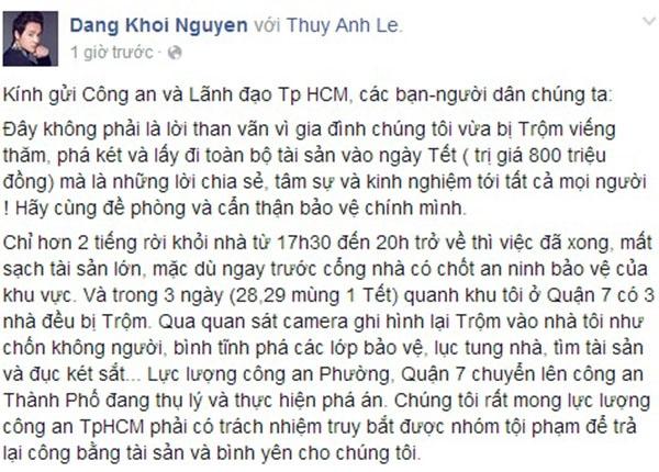 Đăng Khôi vui mừng nhận thư hỏa tốc từ Bí thư Đinh La Thăng - Tin sao Viet - Tin tuc sao Viet - Scandal sao Viet - Tin tuc cua Sao - Tin cua Sao