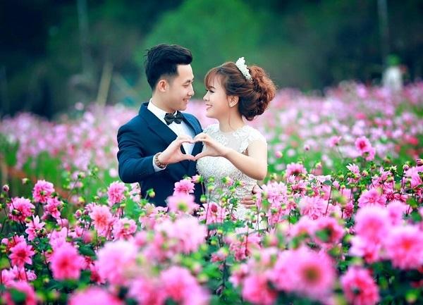 Ảnh cưới tuyệt đẹp của cặp đôi đang hot nhất trên mạng những ngày qua.