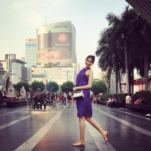 Phạm Hương siêu sexy với bikini trên bãi biển Thái Lan - Tin sao Viet - Tin tuc sao Viet - Scandal sao Viet - Tin tuc cua Sao - Tin cua Sao