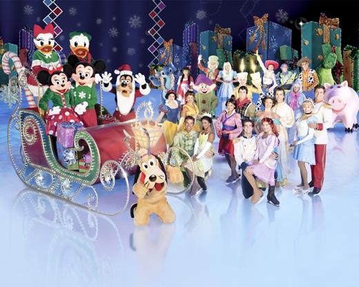 Disney On Ice presents Magical Ice Festival - Lễ hội trên băng cực hoành tráng không thể bỏ qua.