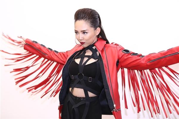 Hình tượng cá tính của cô nàng trong MV dành cho giới trẻThe beat of celebration. - Tin sao Viet - Tin tuc sao Viet - Scandal sao Viet - Tin tuc cua Sao - Tin cua Sao