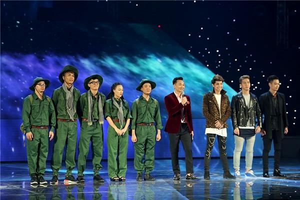 Đội của Justa Tee và Big Daddy đạt số điểm rất cao: 39,5 - Tin sao Viet - Tin tuc sao Viet - Scandal sao Viet - Tin tuc cua Sao - Tin cua Sao