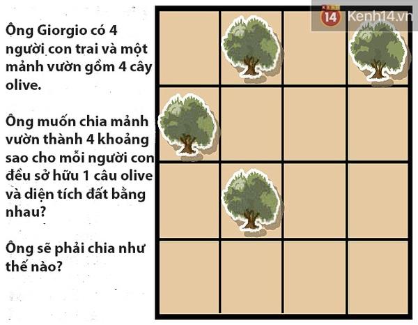 Hại não với 12 câu đố chỉ có trẻ em mới trả lời đúng