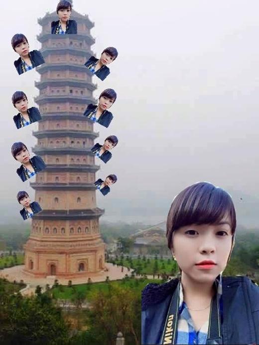Gái xinh bị hại khi trót dại nhờ dân mạng Photoshop hình miễn phí