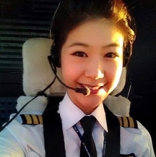 Cuối cùng Phương theo học tại ngôi trường đào tại phi công danh tiếng ESMA.(Ảnh:Huỳnh Lý Đông Phương)