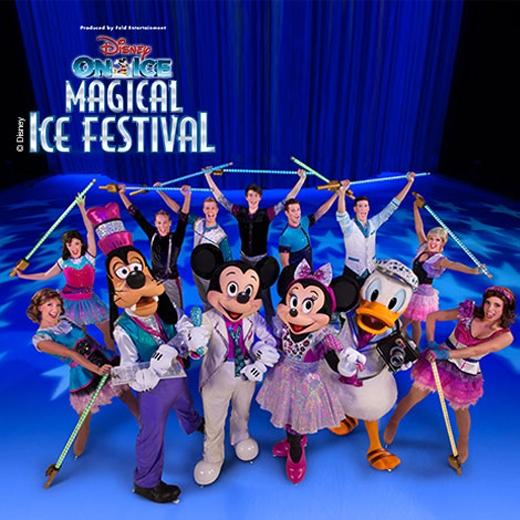"""Disney on Ice presents Magical Ice Festival – Show diễn """"hot-đừng-hỏi"""" dành cho giới trẻ Sài Thành vào tháng 2 này."""