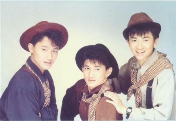 Tiểu Hổ Đội gây bão một thời với 3 thành viên Trần Chí Bằng, Ngô Kỳ Long và Tô Hữu Bằng