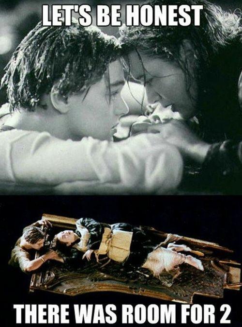 """Cư dân mạng """"chế"""" ảnh về cái chết của Jack."""