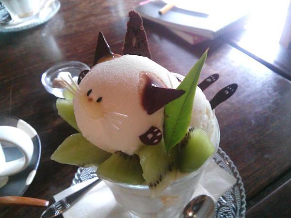 Mỗi ngày,Kotoba no Haoto chỉ bán ra 12 - 15 phần kem như thế này.(Ảnh: Internet)