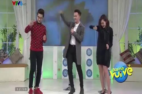 Nam Cường khiến khán giả cười bò với thử thách vừa chơi yoyo vừa hát
