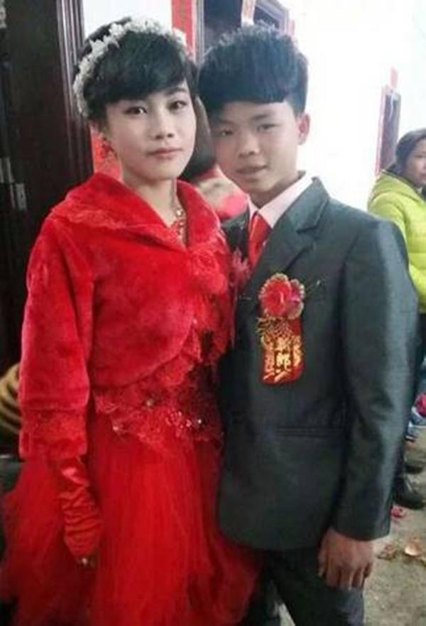 Ảnh chụp tại hôn lễ. (Ảnh: Internet)