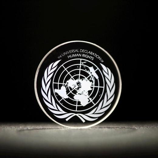 Toàn bộ Tuyên ngôn Quốc tế Nhân quyềnđã được lưu trữ 5D thành công. (Ảnh:southampton.ac.uk)