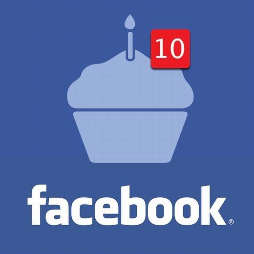 Facebook vừa hỗ trợ tính năng chúc mừng sinh nhật mới. (Ảnh: Internet)