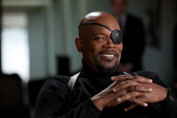 Samuel L. Jackson từng nổi tiếng với vai diễn Nick Fury trong loạt phim điện ảnh The Avenger. (Ảnh: Internet)