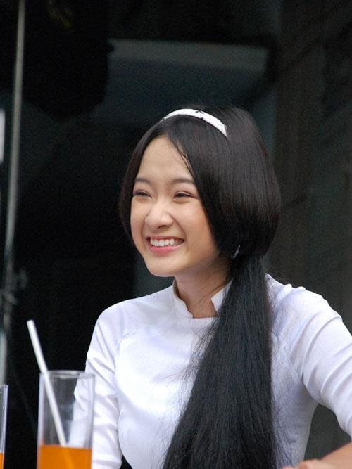 Hình ảnh cô nàng trong bộ phim Thứ ba học trò. - Tin sao Viet - Tin tuc sao Viet - Scandal sao Viet - Tin tuc cua Sao - Tin cua Sao