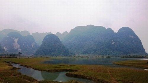 Vùng tiên cảnh Quảng Bình
