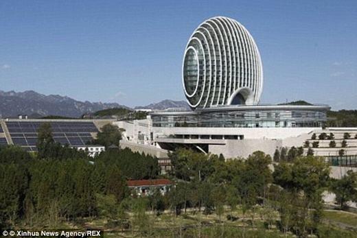 Khách sạn Kempinski ở ngoại ô Bắc Kinh. (Ảnh: Internet)