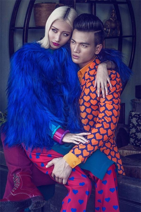 Chính vì thế, trong thời gian gần đây, chàng mẫu gốc Phú Yên đã phủ sóng những tạp chí thời trang danh tiếng hàng đầu.