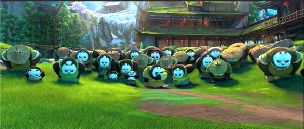 """""""Cười bể bụng"""" với trailer mới nhất của Kungfu Panda 3"""