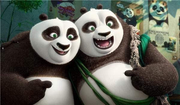 """Kungfu Panda 3 đang được dự đoán là """"cơn sốt"""" càn quét thị trường Việt Nam khi ra rạp vào tháng 3 tới."""