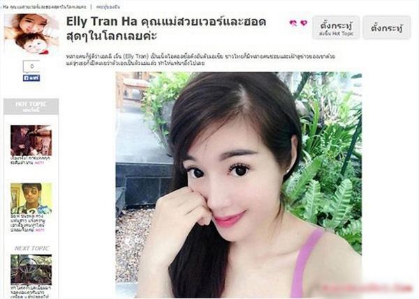 Elly Trần bất ngờ bị giữ lại khi qua cửa khẩu sân bay Thái Lan - Tin sao Viet - Tin tuc sao Viet - Scandal sao Viet - Tin tuc cua Sao - Tin cua Sao