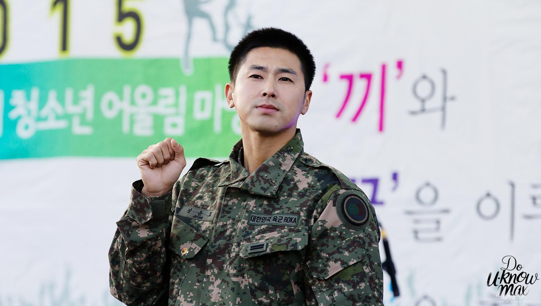 Mĩ nam quân ngũ vạn người mê của làng giải trí xứ Hàn
