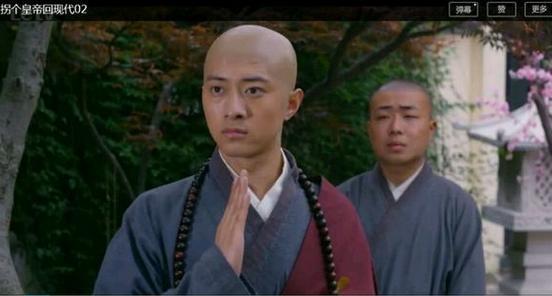 Cả 1 ngôi chùa lớn chỉ có 2 vị sư