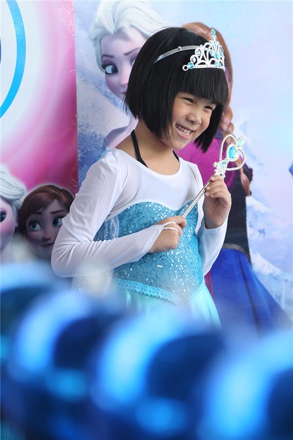 Những khoảnh khắc ngọt ngào, đáng yêu của các em nhỏ tại Disney On Ice Magical Ice Festival.
