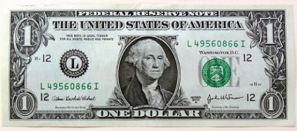 Sốc: Biểu tượng F.A có nguồn gốc từ tờ 1 đô của Mỹ