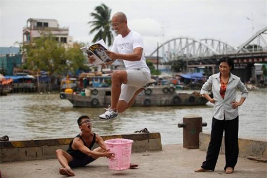 Đạo diễn Vũ Ngọc Đãng cũng là một nghệ sĩ nổi tiếng nhờ sự vui tính và óc sáng tạo của mình. (Ảnh: Internet) - Tin sao Viet - Tin tuc sao Viet - Scandal sao Viet - Tin tuc cua Sao - Tin cua Sao
