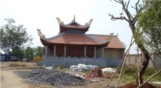 Để các hạng mục xây dựng trái phép được tồn tại, chủ sở hữu, Hoài Linh phải nộp phạt với số tiền bằng 40% trên tổng giá trị xây dựng công trình. - Tin sao Viet - Tin tuc sao Viet - Scandal sao Viet - Tin tuc cua Sao - Tin cua Sao