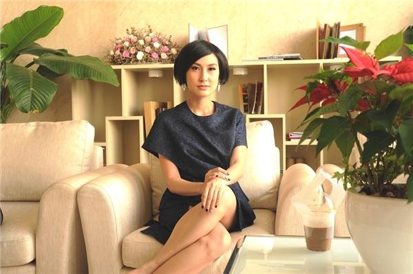 Kathy Uyên xuất hiện, khuấy động buổi casting triệu đô