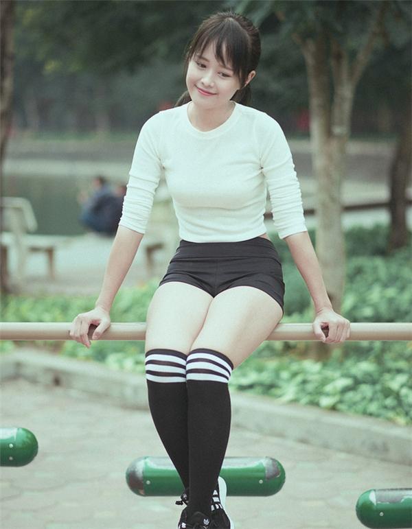 9x Việt sở hữu vẻ đẹp thiên thần khiến cư dân mạng phát sốt