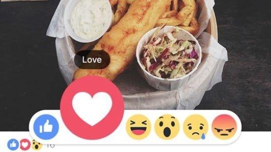 Quẩy tung nóc với 5 biểu tượng mới của nút Like trên Facebook