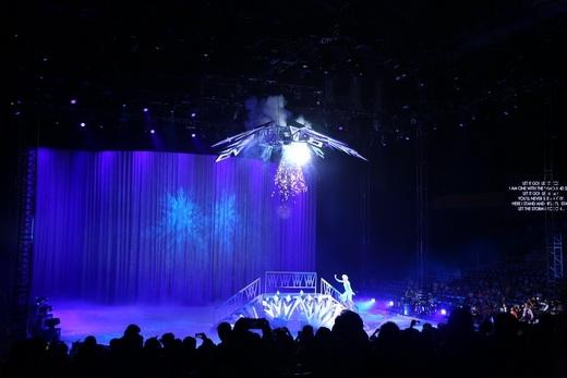 Choáng ngợp những khoảnh khắc cổ tích kì ảo của Disney on Ice