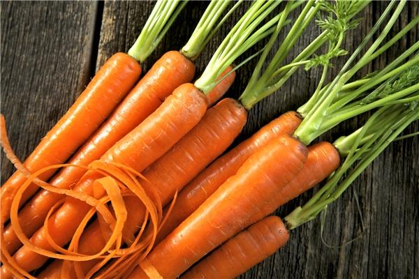 Cà rốt rất tốt cho cơ thể của bạn. (Ảnh: Internet)