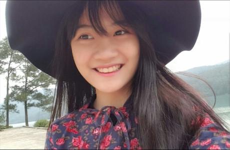 Hoài Thanh xinh xắn với nụ cười tươi. (Ảnh: Internet)
