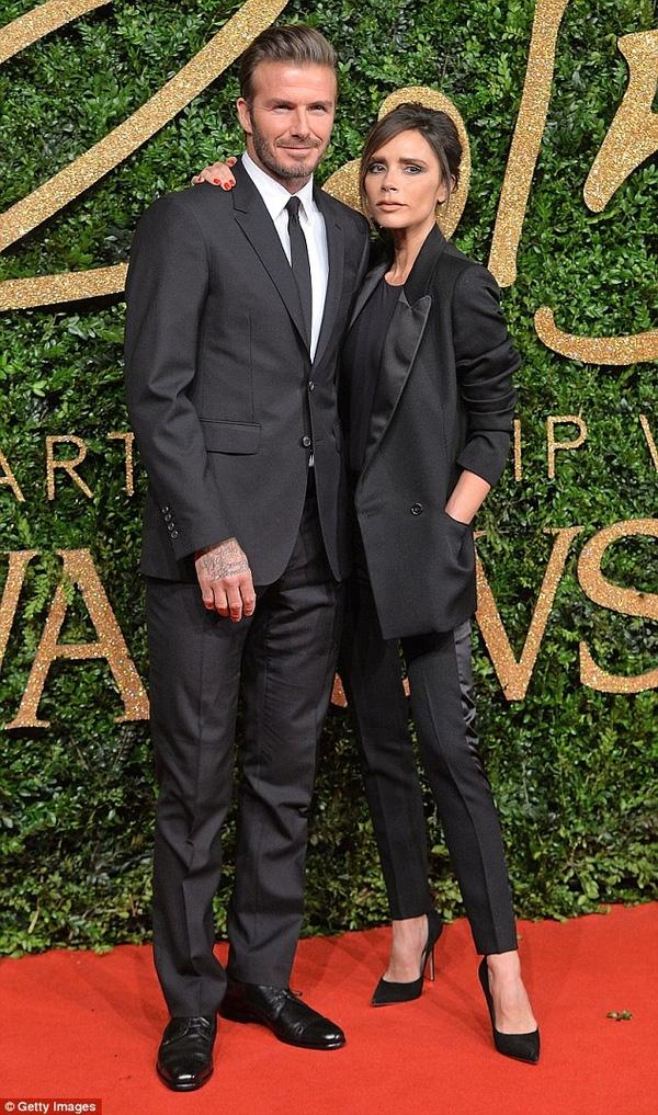 Hình ảnh của Victoria Beckham luôn gắn liền với giày cao gót.