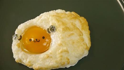 Cách làm món trứng trên mây đầy vi diệu
