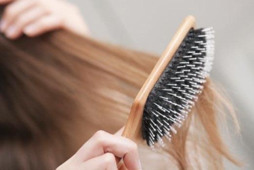 Nên chọn những loại lược có lông mềm và nhẹ (Ảnh Internet)