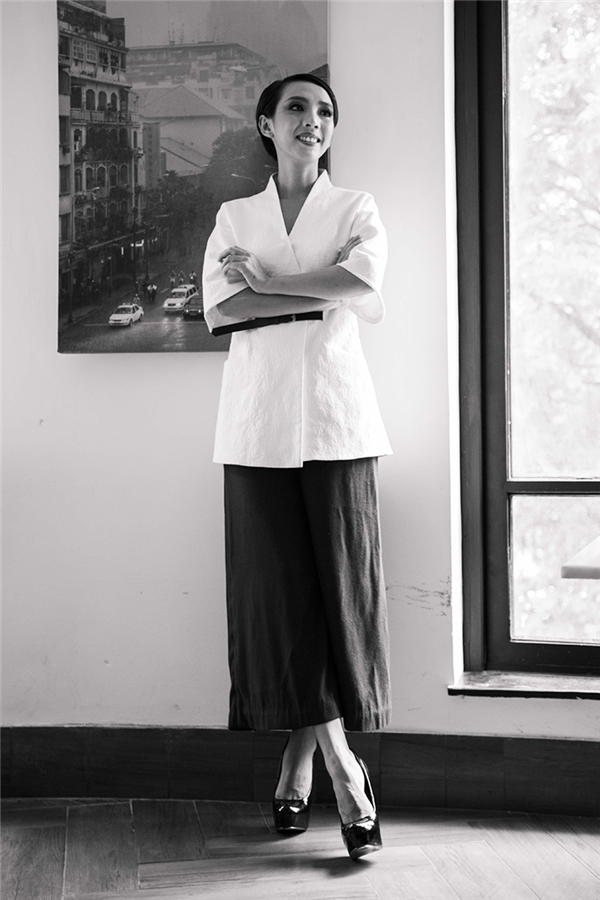 """Sau nhiều năm hoạt động nghệ thuật chăm chỉ, Thu Trang đã tìm được """"ánh hào quang"""" và ngày càng khẳng định vị thế của mình trong làng giải trí Việt. - Tin sao Viet - Tin tuc sao Viet - Scandal sao Viet - Tin tuc cua Sao - Tin cua Sao"""