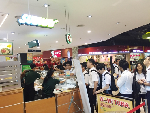 Subway luônmang đến một văn hóa ẩm thực phù hợp với đời sống hiện đại nhưng vẫn đảm bảo được sự tươi ngon và tốt cho sức khoẻ.