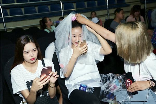 """Bà mẹ một con tất bật chuẩn bị cho """"đám cưới"""" của mình. - Tin sao Viet - Tin tuc sao Viet - Scandal sao Viet - Tin tuc cua Sao - Tin cua Sao"""
