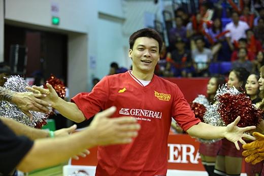 Triệu Hán Minh, cầu thủ bóng rổ hàng đầu Việt Nam hiện tại, đóng vai trò quan trọng trong thành công của Saigon Heat tại ABL.