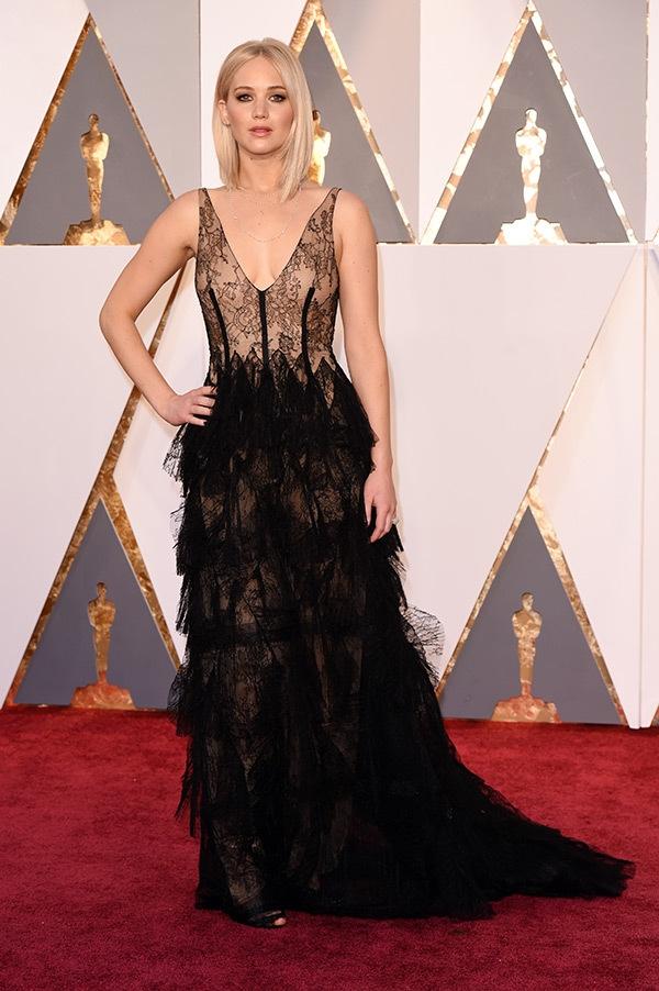 """Jennifer Lawrence tranh giải nữ chính với vai diễn trong phim """"Joy"""""""