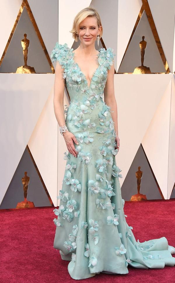 """Đại minh tinh Cate Blanchett đến tranh giải """"Nữ diễn viên chính xuất sắc nhất"""""""