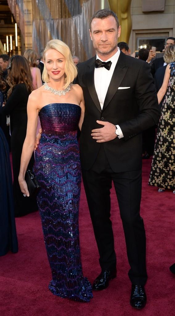 Vợ chồng Naomi Watts - Liev Schreiber